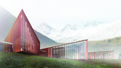Ennead Teams Up with Chilean Architects to Design Cape Horn Sub-Antarctic Center