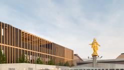 Dome Pavilion Milan Expo 2015 / Studio Mosae