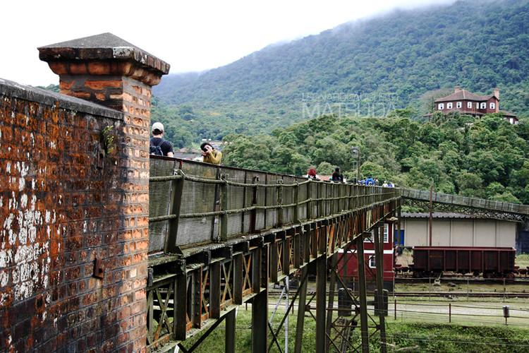 Vila de Paranapiacaba concorre a Patrimônio da Humanidade da UNESCO, Vila de Paranapiacaba . Image ©  Leonardo Augusto Matsuda, via Flickr. CC