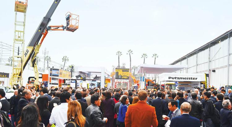 Se inaugura la feria de construcción Expo Arcon 2015 en Lima, Perú, Cortesía de Expo Arcon