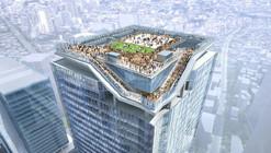 Kengo Kuma, SANAA and Nikken Design New Shibuya Skyscraper