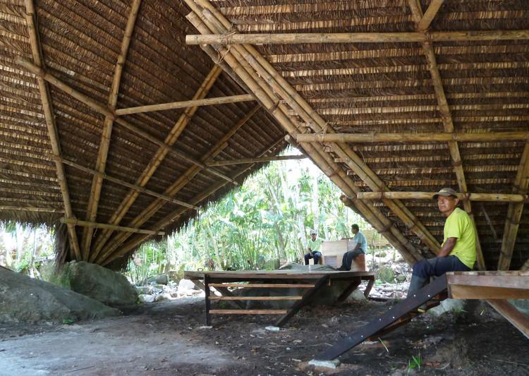 Centro de interpretacion del cacao taller con lo que hay for En que universidades hay arquitectura