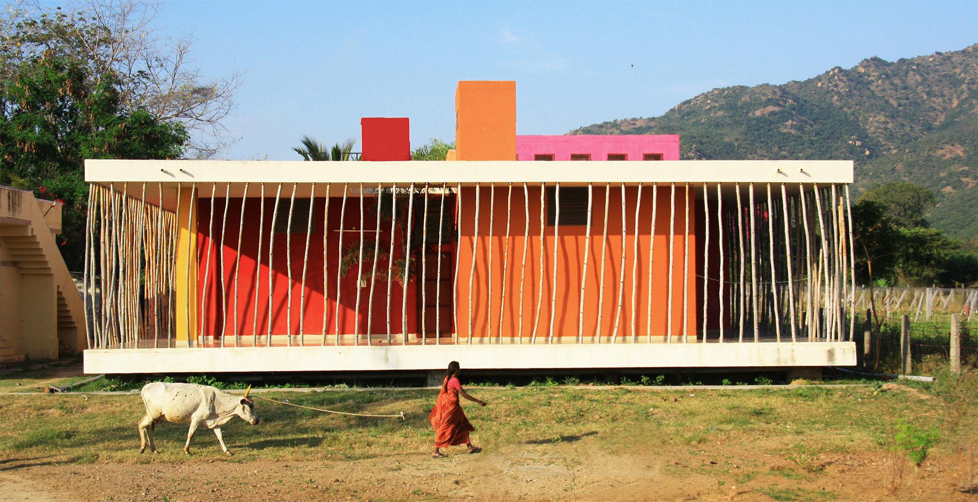 Casa Rana / Made in Earth