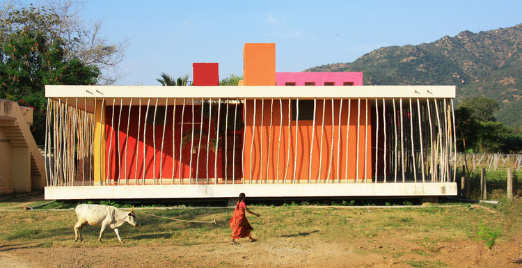 Casa Rana / Made in Earth, Cortesia de Made in Earth