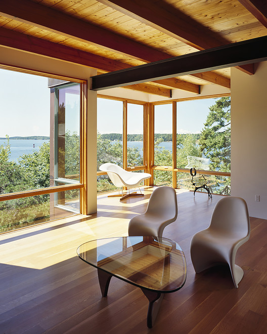 Ledge House Theodore Theodore Architects Archdaily