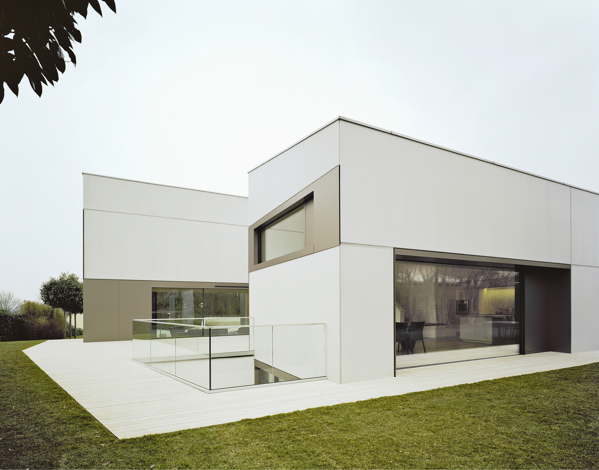 Gallery of city villa s3 steimle architekten 13 for Imagenes de arquitectura minimalista