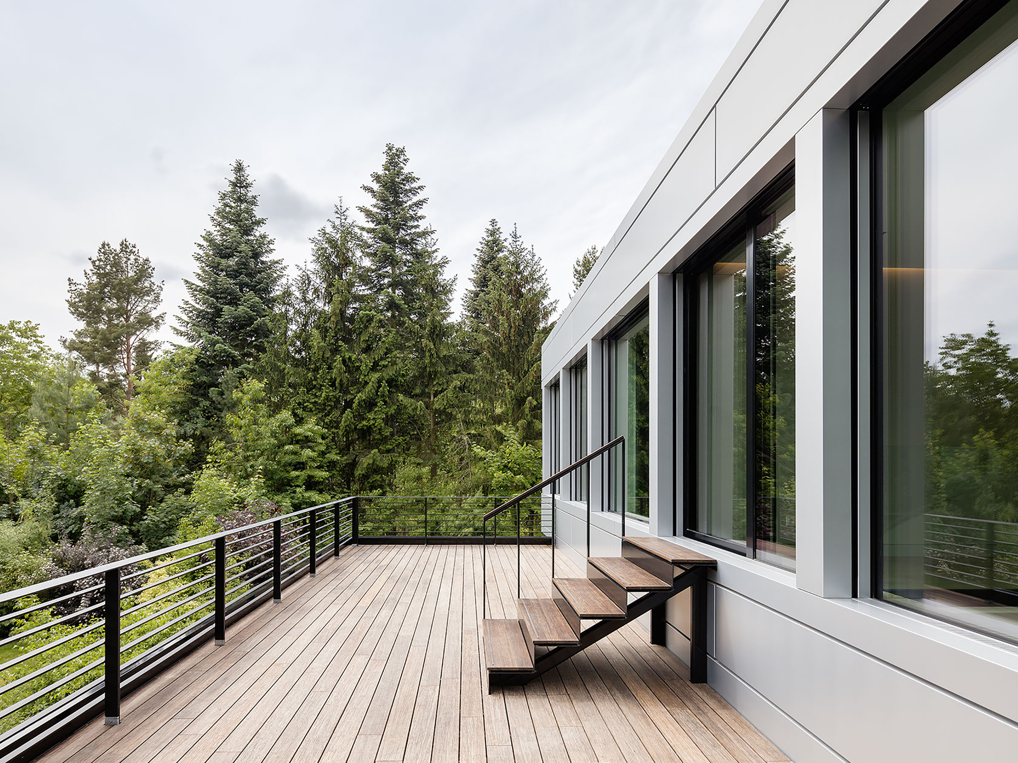 gallery of villa in potsdam tchoban voss architekten 2. Black Bedroom Furniture Sets. Home Design Ideas