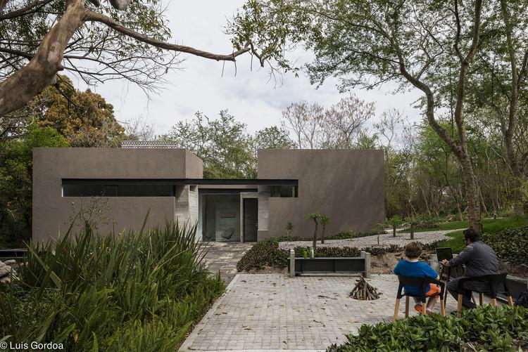 RGT House / GBF Taller de Arquitectura, © Luis Gordoa