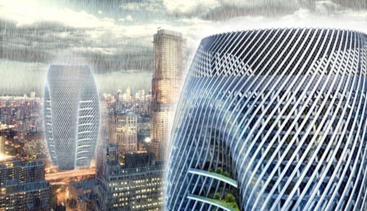 Archivo: el agua en la arquitectura, © H3AR