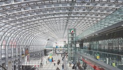 Estacion TGB Porta Susa / Silvio D´Ascia