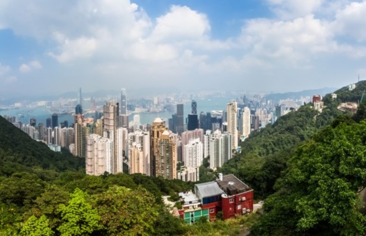Cinco princípios de planejamento urbano para tornar as cidades sustentáveis, Cumbe Victoria em Hong Kong, China. © Sjekster, via Flickr.