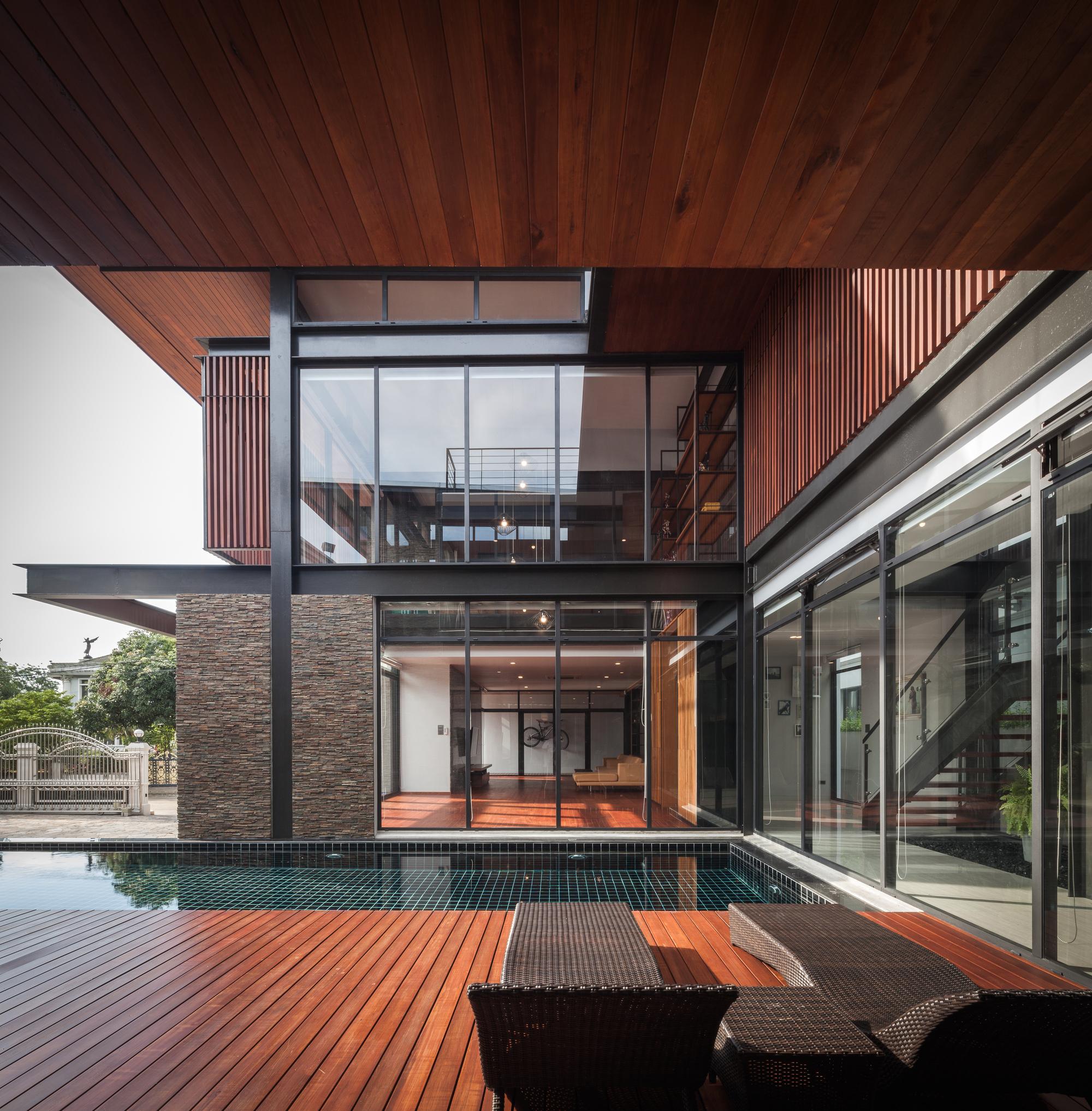 Gallery of Bridge House Junsekino Architect