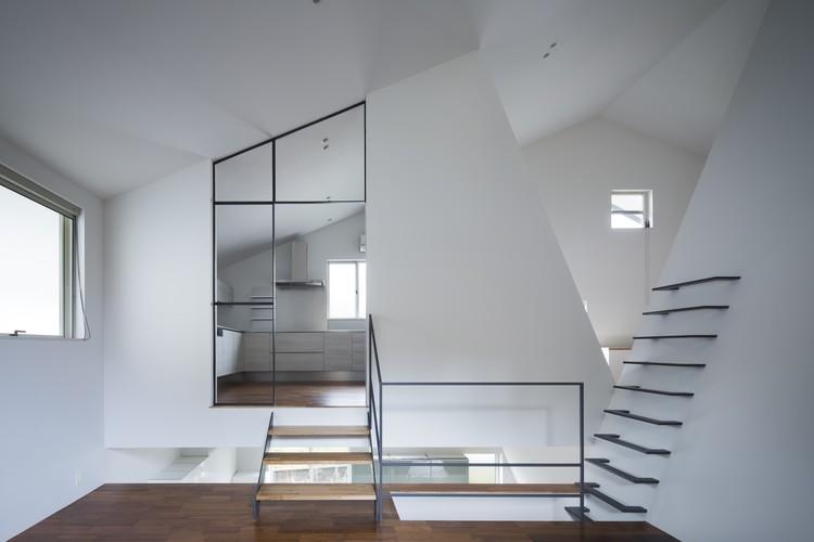 Casa en Wakayama / spray, © Eiji Tomita