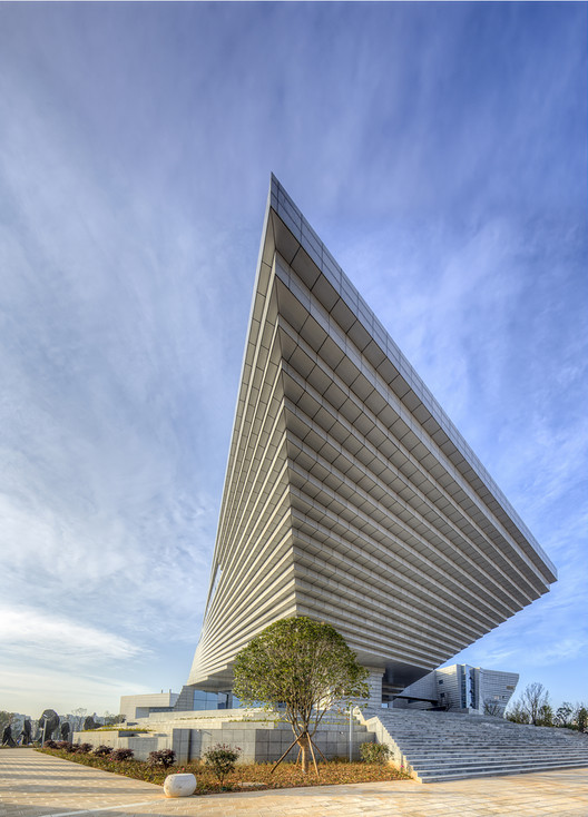 Museum for Qujing Culture Center / Hordor Design Group + Atelier Alter, Courtesy of Atelier Alter