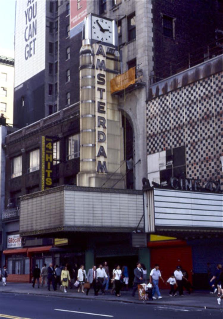 ¿Cuánto ha cambiado Nueva York desde los años 90?