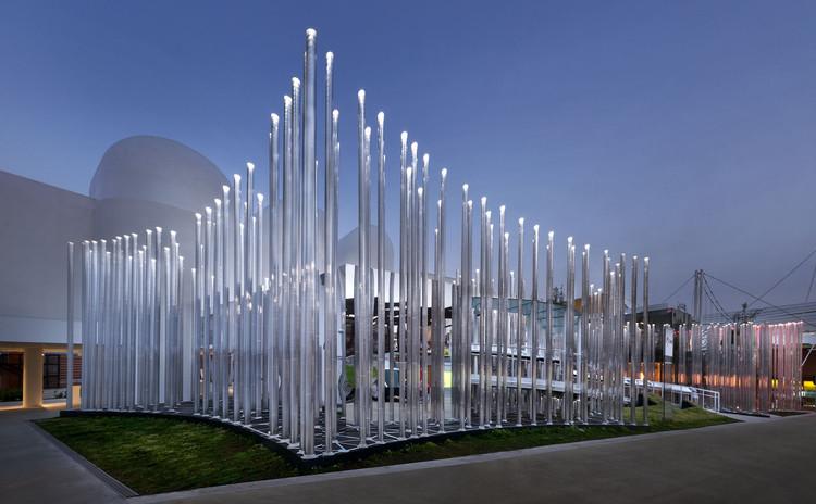 ENEL Pavilion / Piuarch, © Andrea Martiradonna