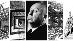 Seis películas de suspenso, siete estrategias de proyecto arquitectónico