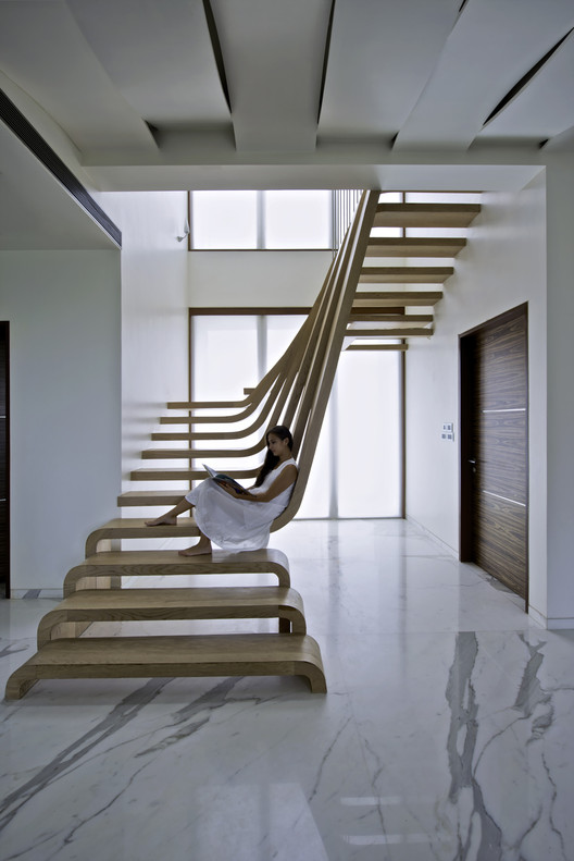 Ascend, Descend: 10 Staircases Made From Beautiful Materials