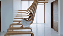 Ascender, descender: 10 escaleras construidas con hermosos materiales