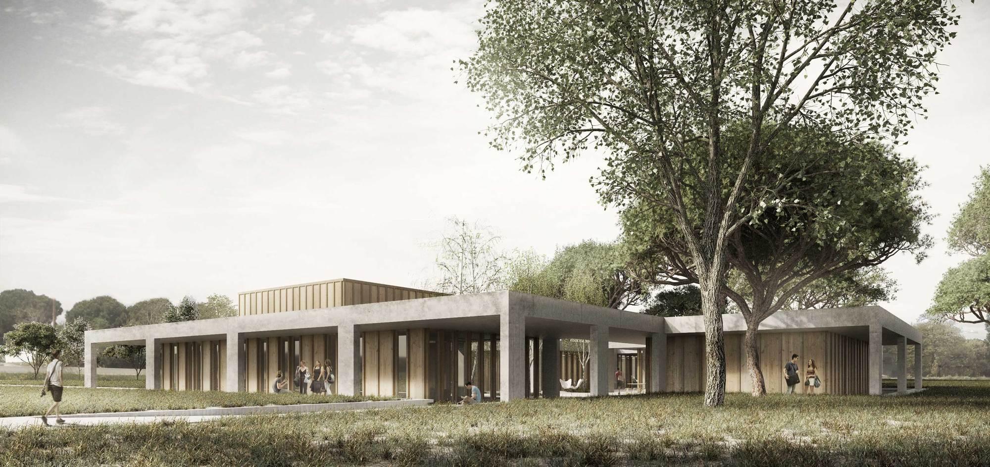 Baas synopsys segundo lugar en concurso de vivero for Empresas de arquitectura