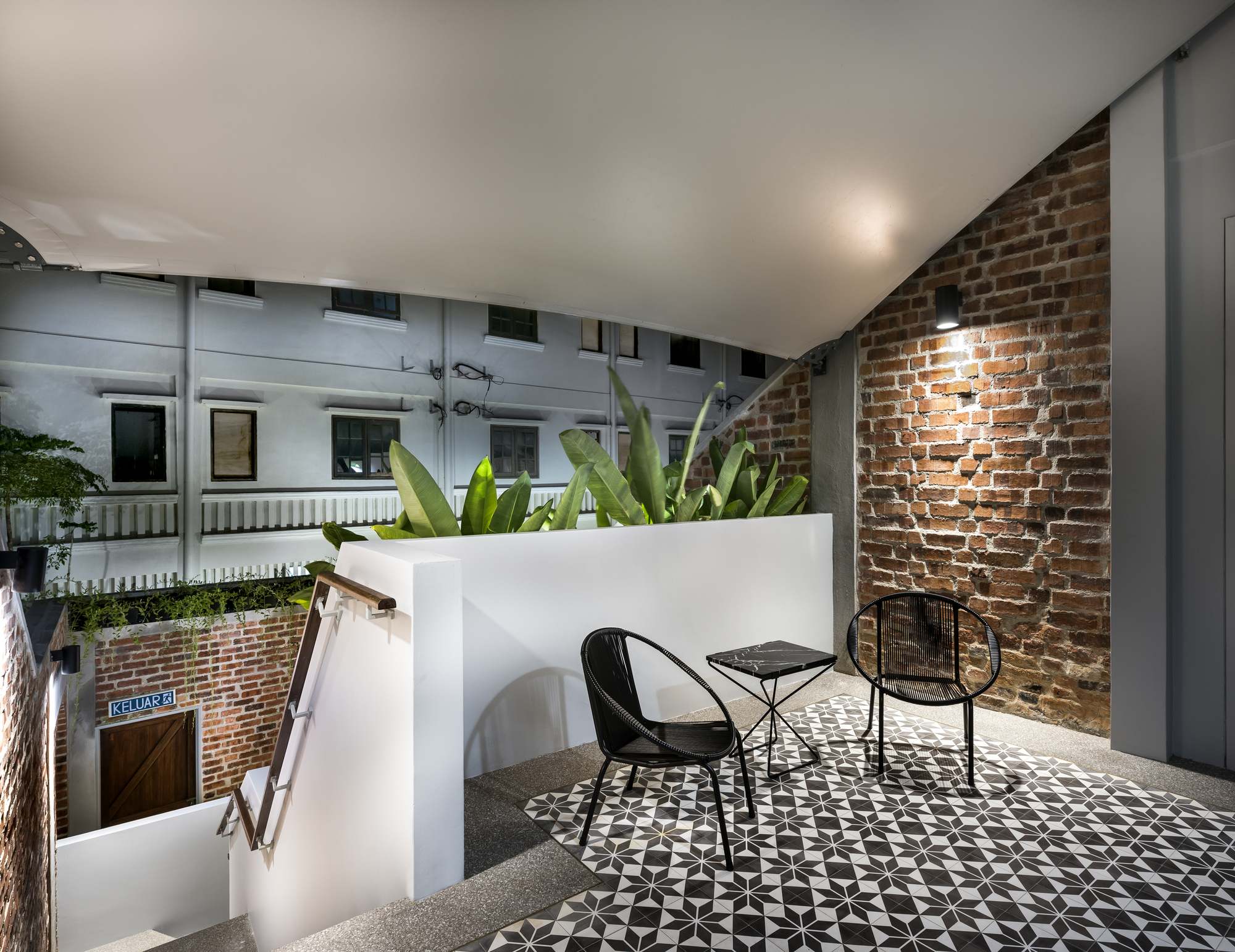 Loke Thye Kee Residences / Ministry of Design | ArchDaily