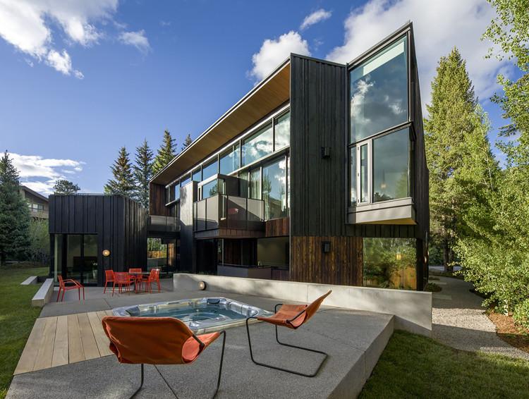 Casa Blackbird / Will Bruder Architects