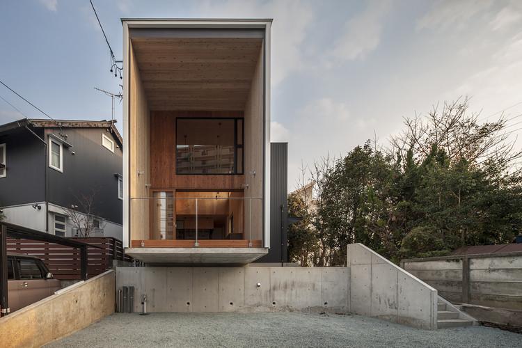Fly Out House / Tatsuyuki Takagi Architects Associates, © Satoshi Asawaka