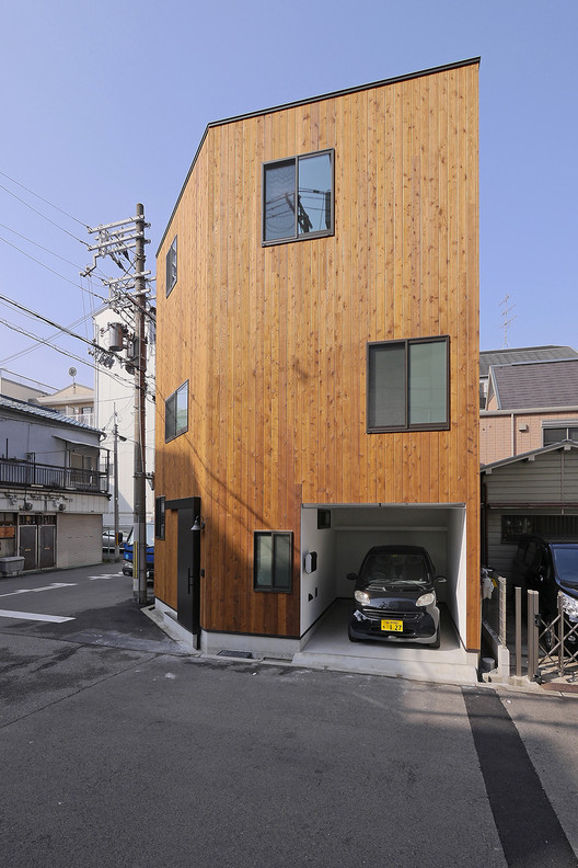 House in Chiyosaki / Coo Planning, Courtesy of Coo planning