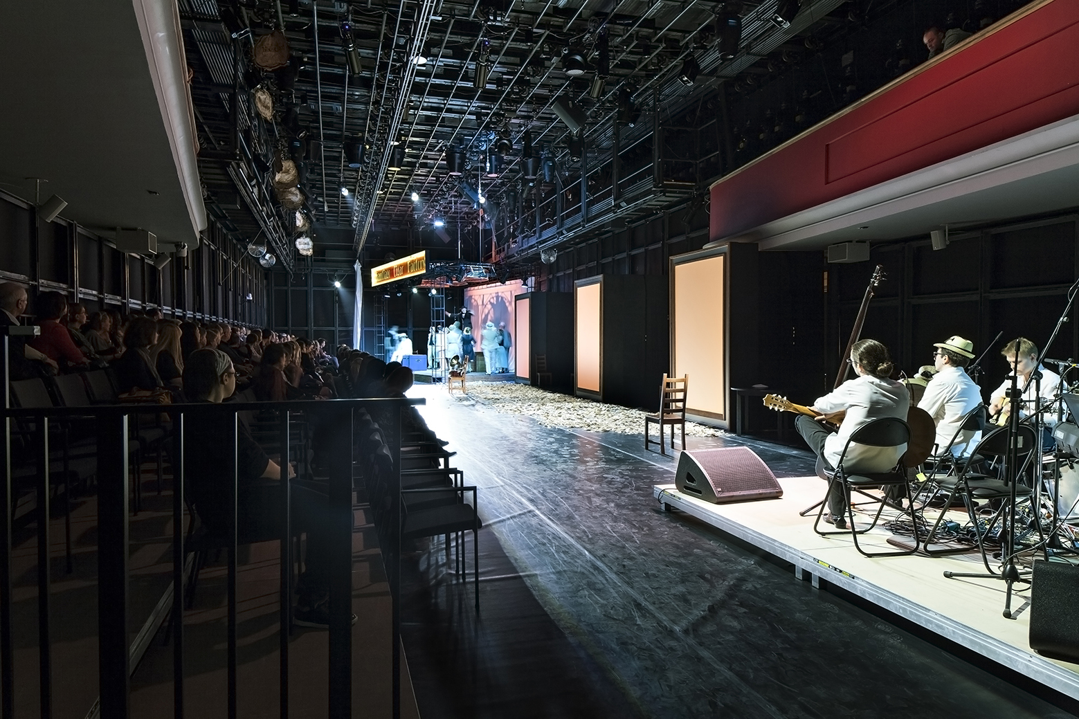 Stanislavsky Electrotheatre / Wowhaus