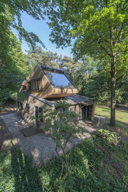Transformación en Casa del Bosque / Bloot Architecture