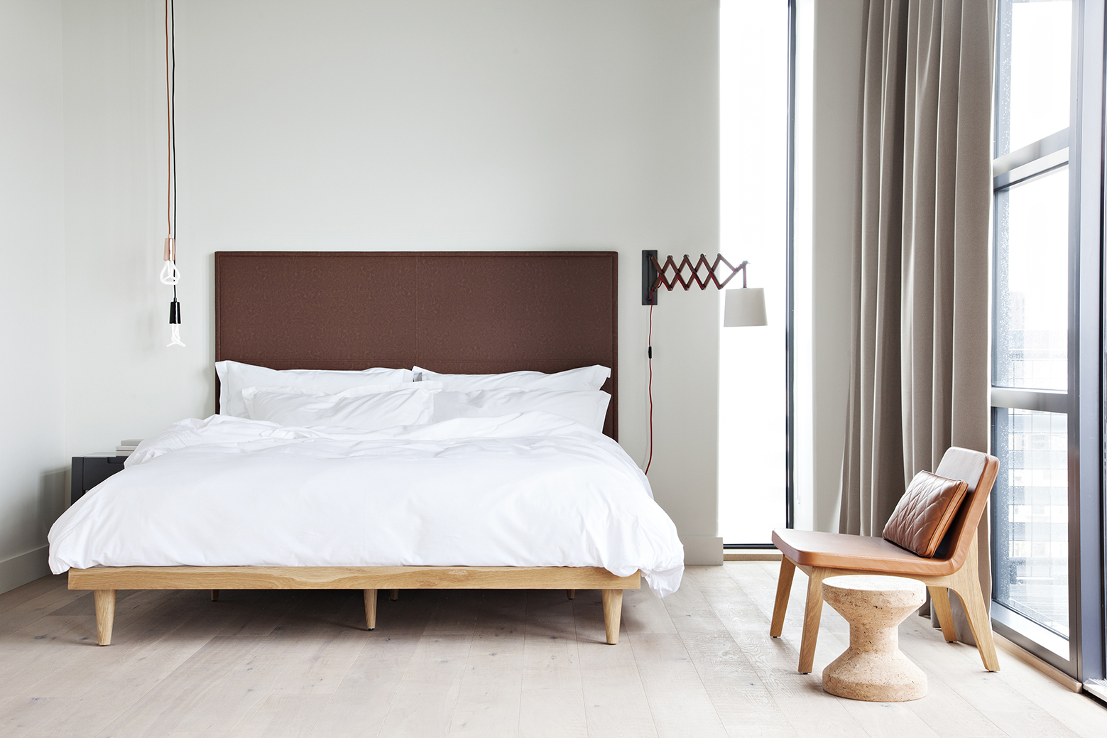 Gallery of the boro hotel grzywinski pons 12 for Design boutique hotels copenhagen