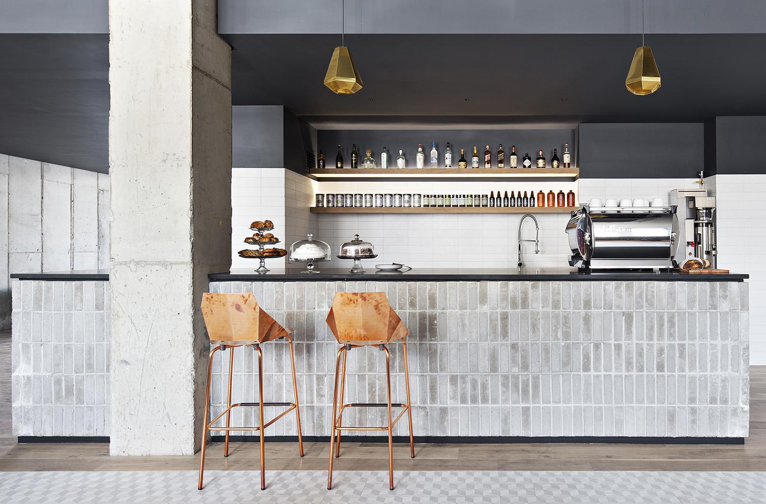 El Hotel Boro / Grzywinski+Pons