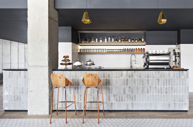 El Hotel Boro / Grzywinski+Pons, © Floto + Warner