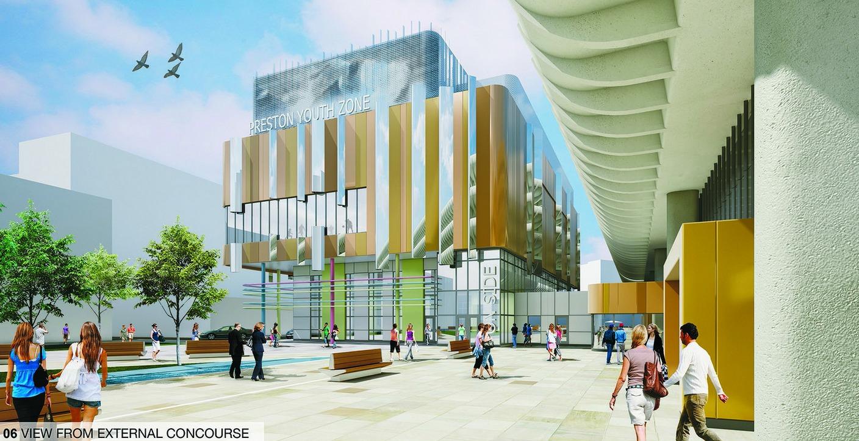 Gallery Of 5 Ideas To Transform Preston Bus Station Into