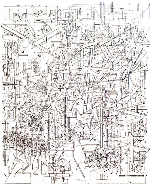 La Arquitectura de Rem Koolhaas, Bernard Tschumi y  Giovanni Battista Piranesi en una entrevista a José Juan Barba, vía Invenciones