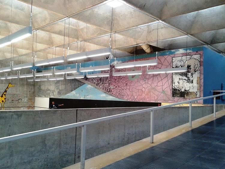 "Painel ""Virado à Paulista"" na FAU-USP será restaurado, © FAIRBANKS.ARQ ARCHITECTS"