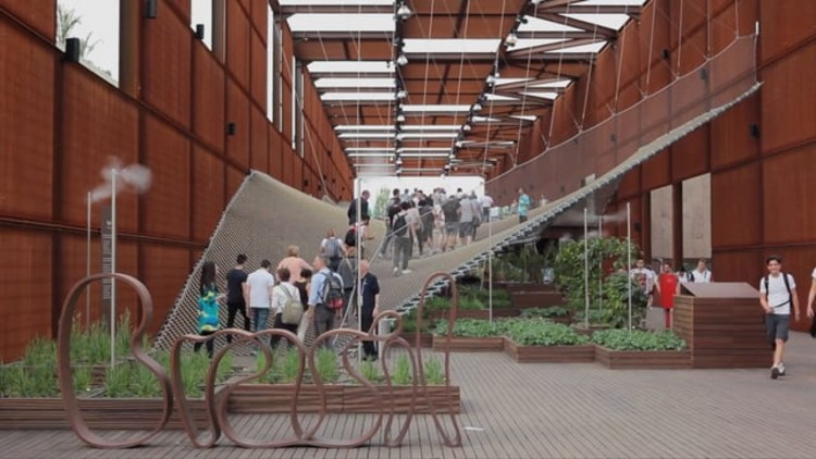 Video: Inside the Brazil Pavilion at Milan Expo 2015