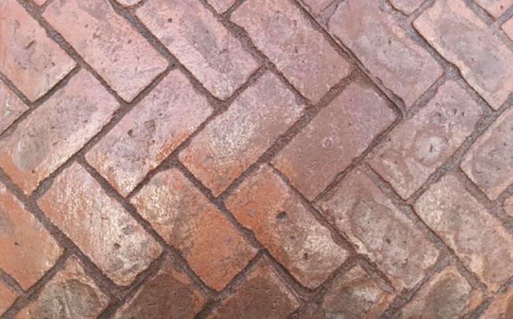 Materiales pavimentos texturados plataforma arquitectura for Pavimentos ecologicos para exteriores