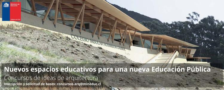 Ministerio de Educación llama a Concurso de Ideas para proyectos regionales / Chile