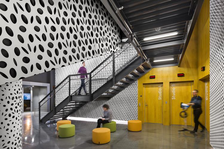 Pratt Institutes New Film Video Department Building Think