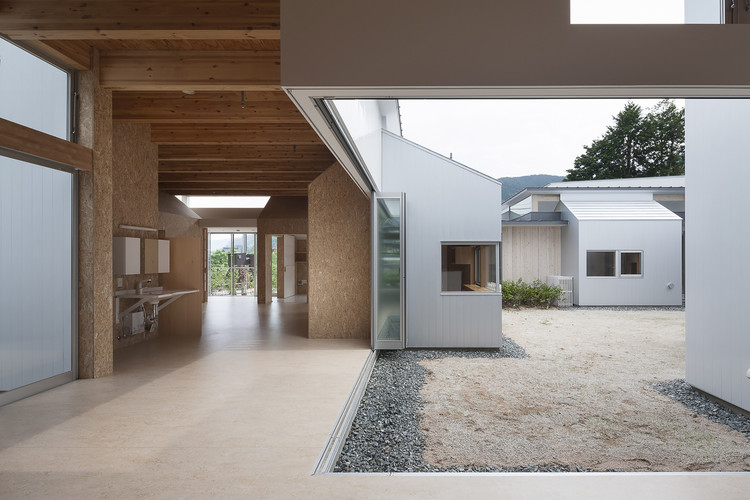 Kaze No Machi Miyabira  / Susumu Uno/CAn + Met Architects, © Hiroshi Ueda