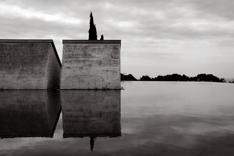 Imobilidade Substancial / Rafael Moneo, Fundació Pilar i Joan Miró a Mallorca. Image © mituckler