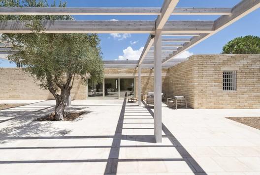 Ecosustainable House In Salento / Massimo Iosa Ghini