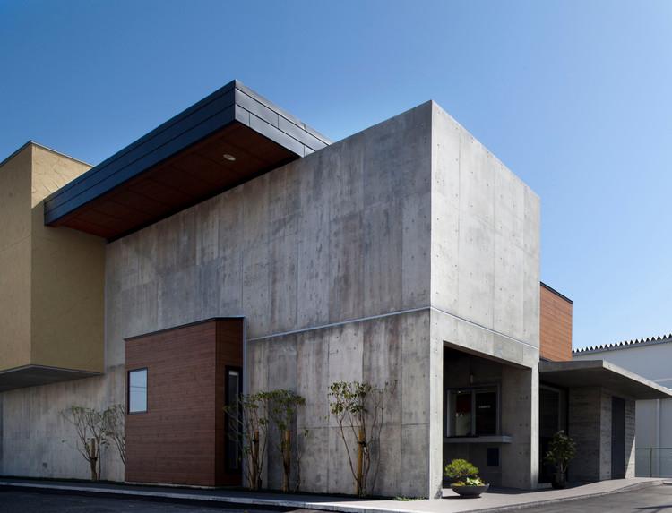 Katsuobushi Kumiai Office / Mizuno architecture design association, © Harunori Noda