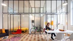 Social Housing Refurbishment in Izegem / Architect Lieven Dejaeghere