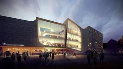 Diseño de UNStudio para el Den Bosch Theatre es seleccionado por votación pública