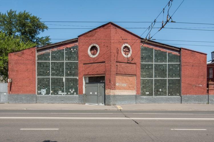 12 proyectos emblem ticos del arquitecto ruso konstantin for Garage ad la tourlandry