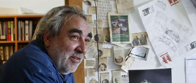 """Souto de Moura: """"Os arquitetos vão ter de construir uma nova disciplina"""", © Lusa, via País ao Minuto"""