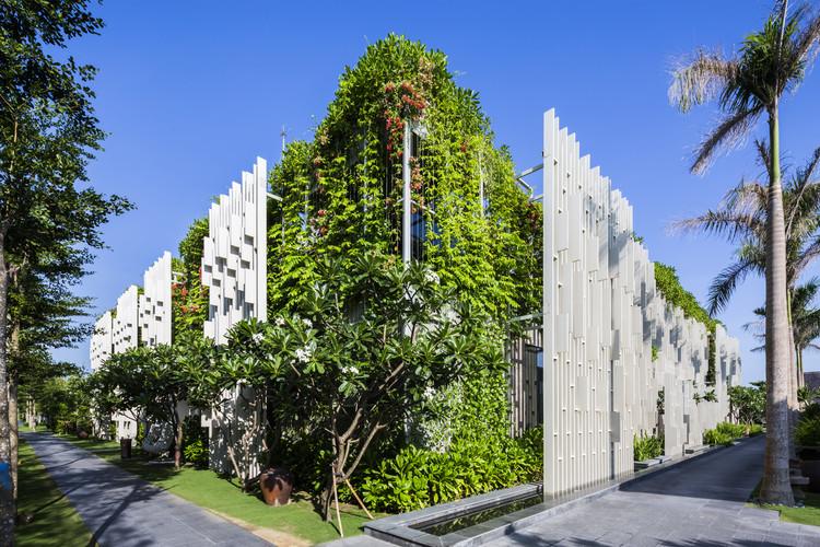 Naman Retreat Pure Spa Mia Design Studio Archdaily