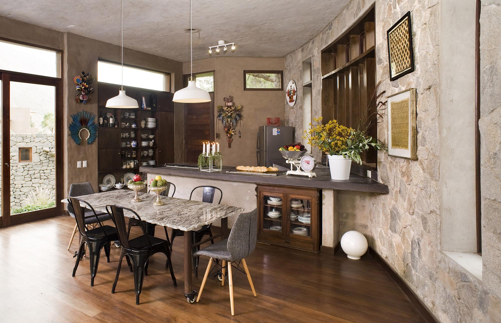 Galeria de casa chontay marina vella arquitectos 11 for Casas modernas acogedoras